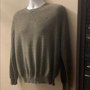 POLO Sweater/Sweatshirt.   Size Medium